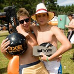 Axe Instinct Beach Point Tour - Vranovská přehrada